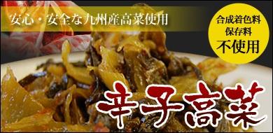 【送料無料】博多辛子高菜