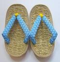 Foot excellent くん Qinghai, light blue