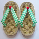 Foot excellent くん Ichimatsu doll, green