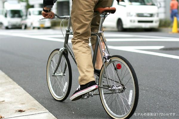 自転車の 自転車 固定ギア フリーギア : Billions Change in Bicycle