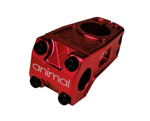 自転車の 自転車 ステム 軽量化 : アニマル)の最高峰BMXステム ...