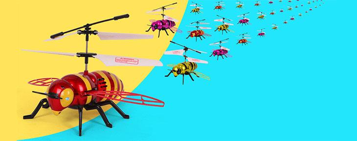 Superbee ヘリコプター