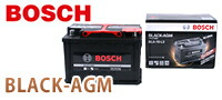 BOSCH BLACK-AGM