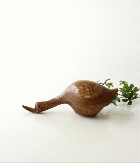 木彫りのアヒル(4)