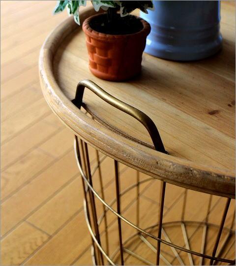 バスケットテーブル A(2)