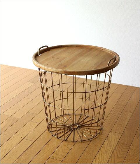 バスケットテーブル A(4)