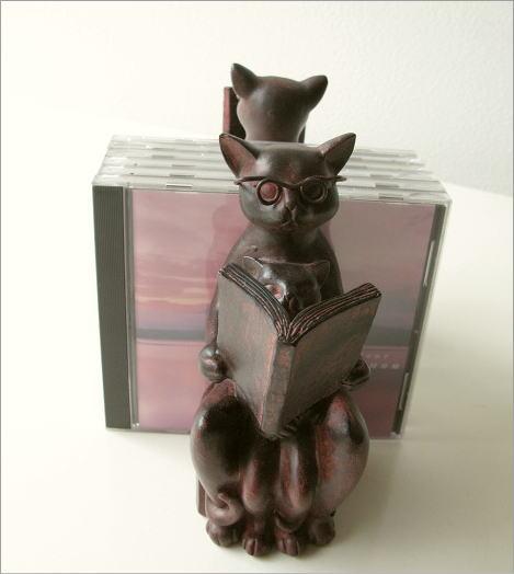 ネコのブックエンドB (1)