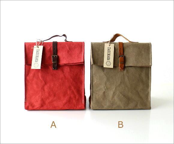 UASHMAMAランチバッグ 2カラー(6)