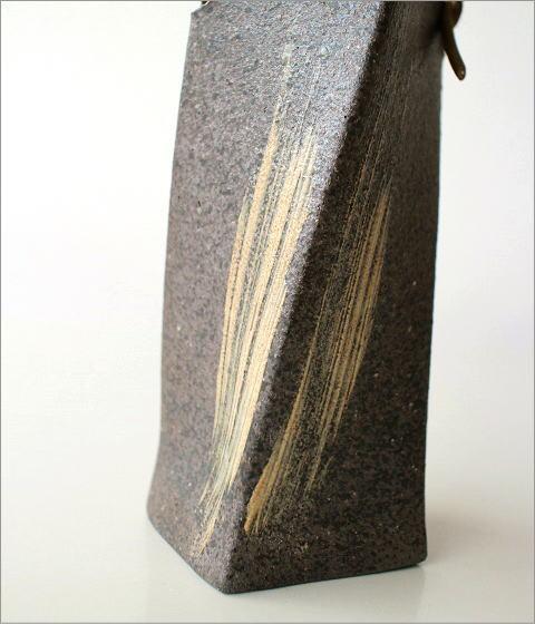和陶器ベース 角ひねり 大(2)