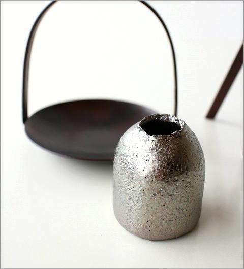 和陶器ベース 手持ちハンギング(2)