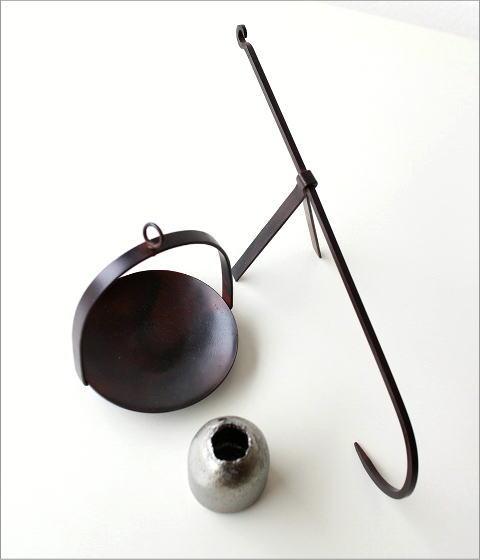 和陶器ベース 手持ちハンギング(3)
