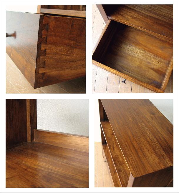 a4 展架书架亚洲家具木制货架饰品货架书柜宽度 90 完成机架柚木免费