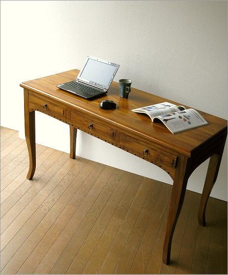 办公桌 电脑桌 木制 商品详细信息    关于 ■ 柚木和桃花心木木材