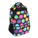 Hanna Hula (Hannah Fra) backpack | Colorful apple 10P01Feb14