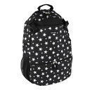 Hanna Hula (Hannah Fra) backpack | Black star