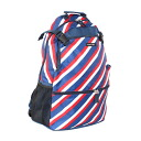 * Not Hanna backpack | Tricolor 10P05July14