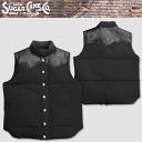 Oriental Enterprise Sugar Cane (シュガーケン ) BBK down vest black