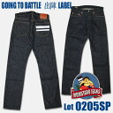 Momotaro jeans 15.7 oz special 濃イ, de Citi Golf battle slim straight