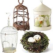 バードゲージ・鳥の巣