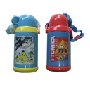 Stainless steel bottles (Tomica, Pikachu)