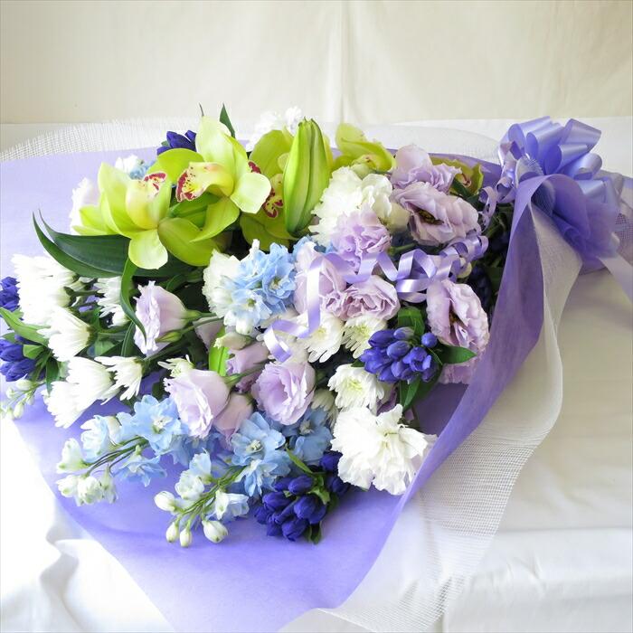 お盆お供えの花・花束