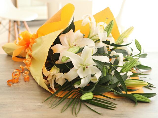 カサブランカ 花