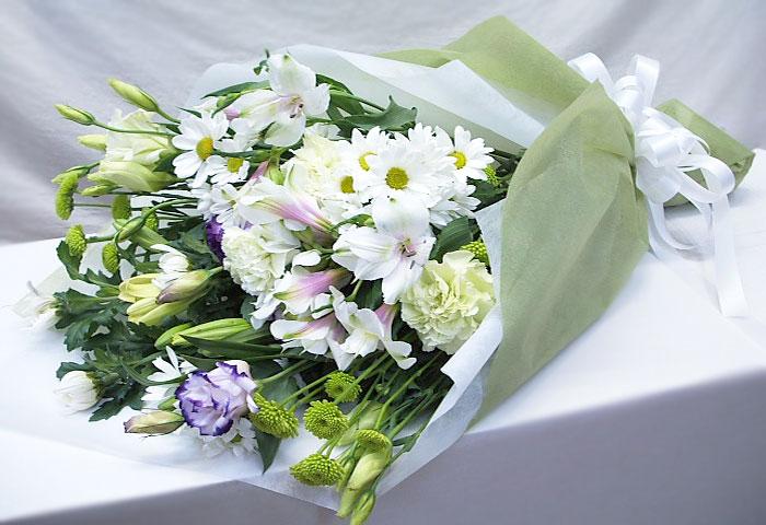お供え 花束