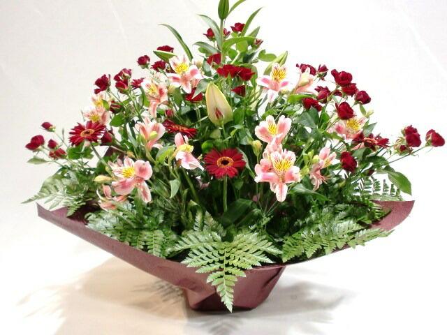 イベント開催祝いのお花