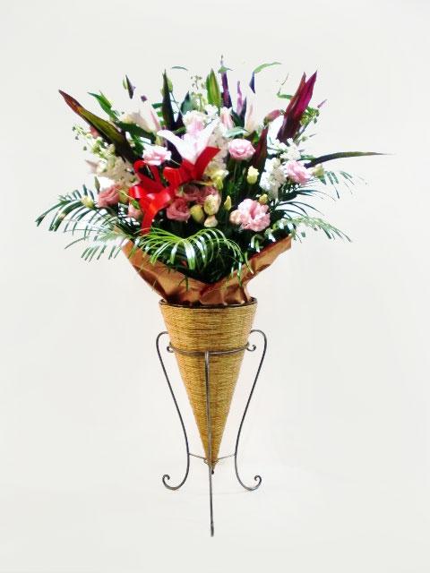 ミディアムサイズ スタンド花