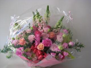 周年記念のお花