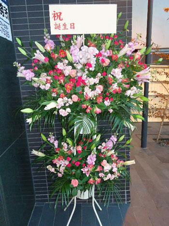 企業、ビジネス用祝い花