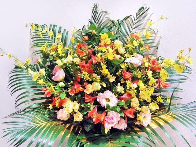 周年祝いのお花