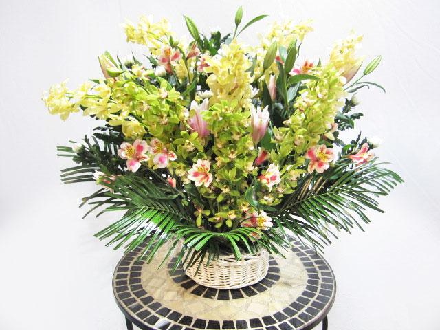 移転祝い用のお花