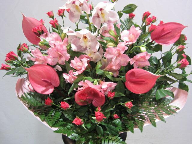 受付用のお花