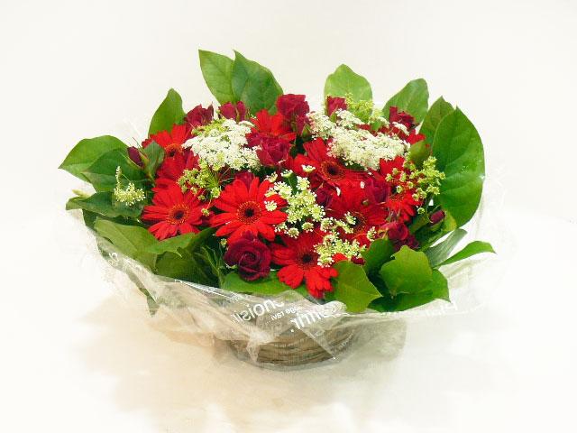 就任記念に贈る花