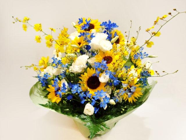 移転祝いのお花