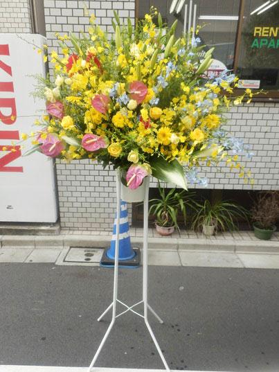 コンサート花