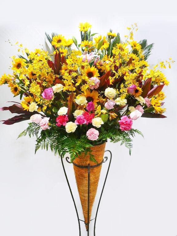 俳優・声優・女優 舞台出演、公演祝い、イベント出演祝い花