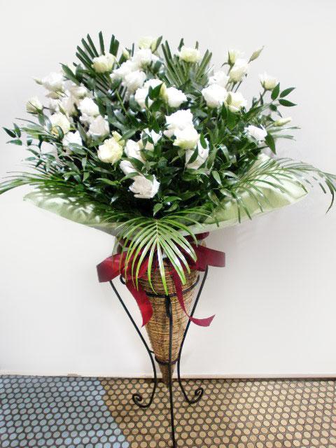 開院祝い スタンド花