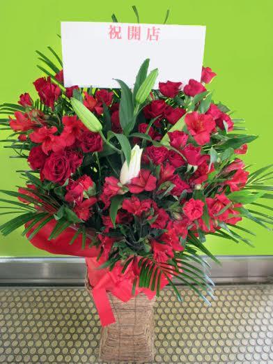 移転祝いに贈る花