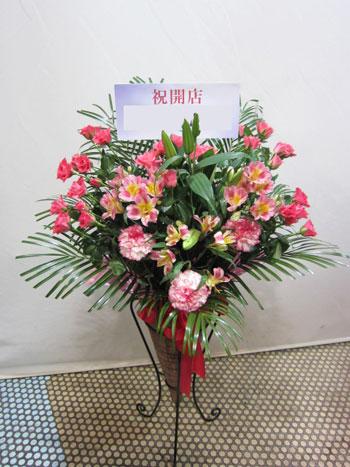 オープン記念に贈る花