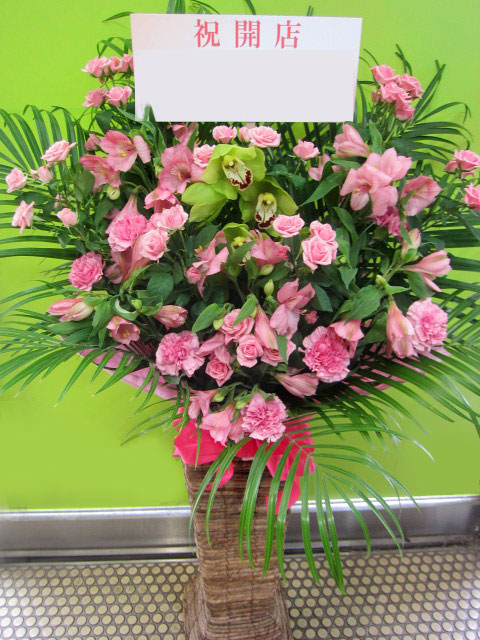 引越祝いに贈る花