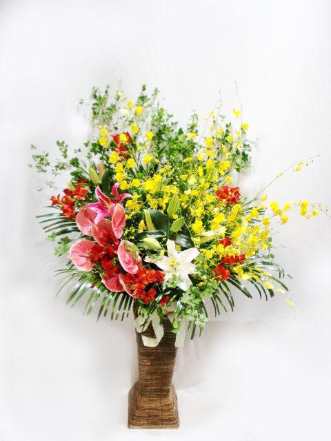 開店祝いに送る花