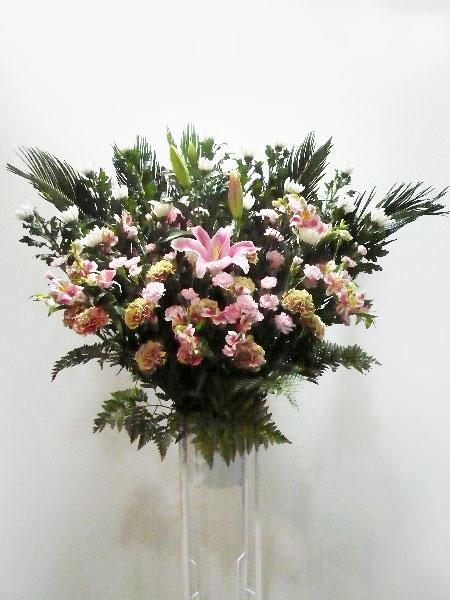 お葬式 スタンド花