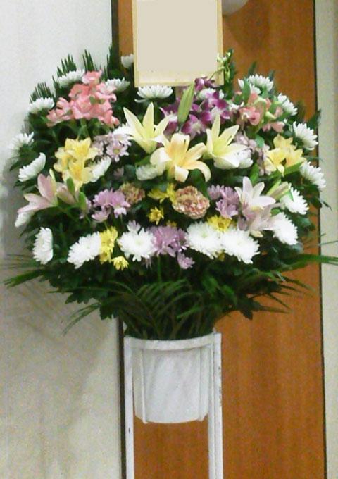 葬儀スタンド花