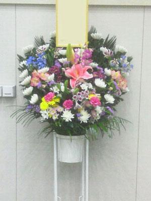 お通夜のためのお花