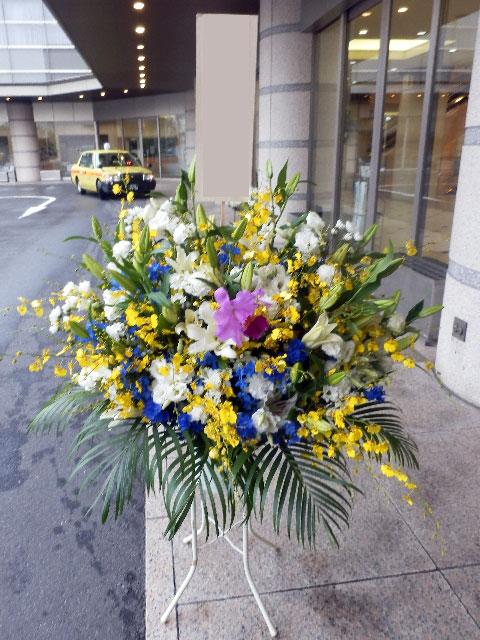 お供え用スタンド花
