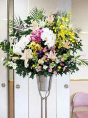 送料無料で届く葬儀花