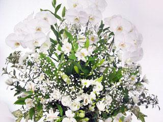お供えアレンジメント花