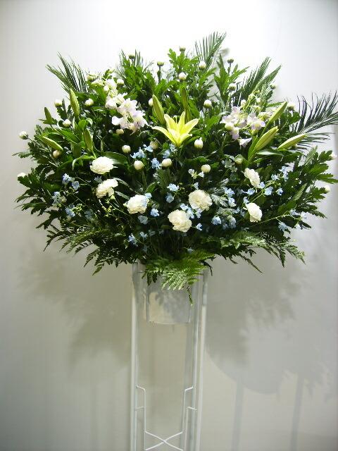 お葬式に送る花